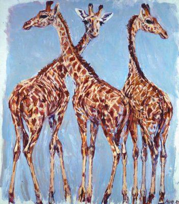drei-Giraffen-klein